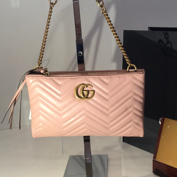 5a3ddc78a Gucci Bags | Pink Marmont Apollo Gg Handbag 453192 | Poshmark